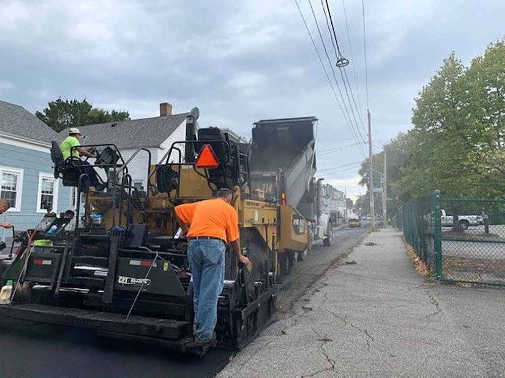 Haverhill Will Put $500,000 of Federal COVID-19 Relief Money on Deferred Street, Sidewalk Repairs