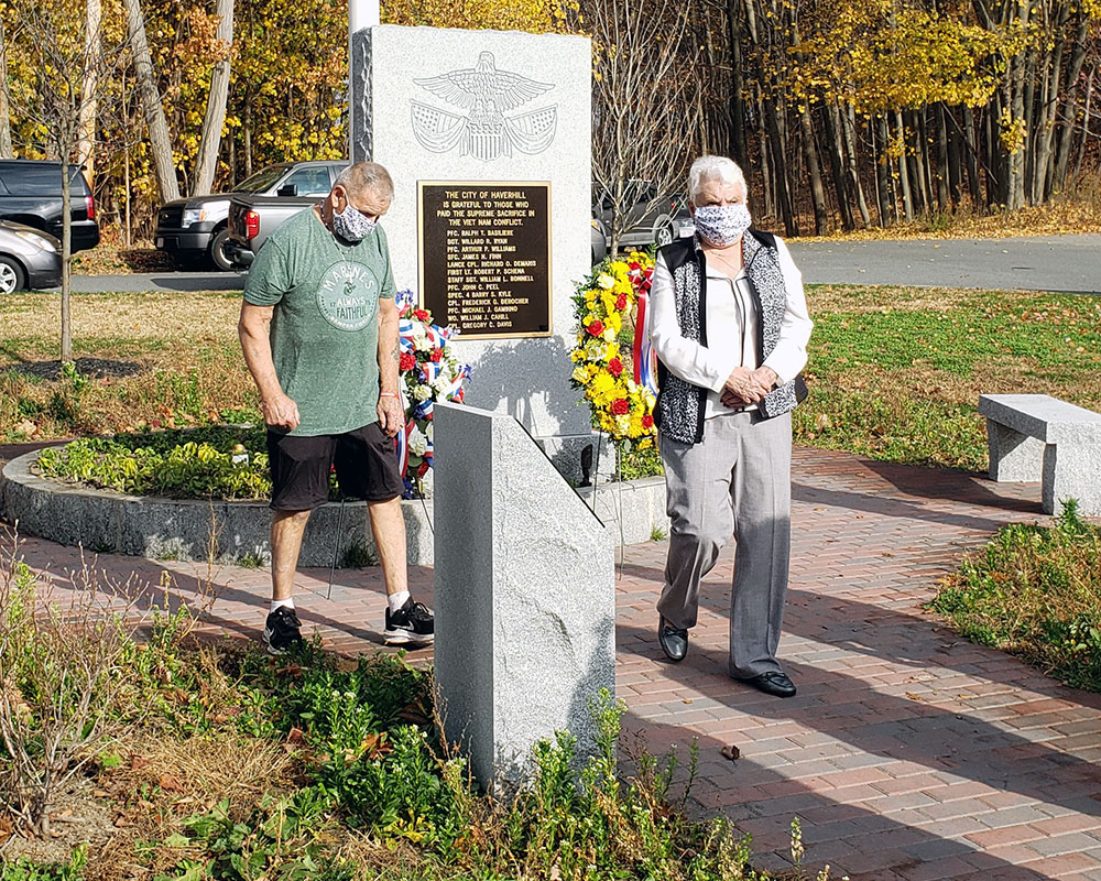 In a Sign of the Post-COVID-19 Era, Haverhill Plans Vietnam Veterans Memorial Dedication Sept. 11