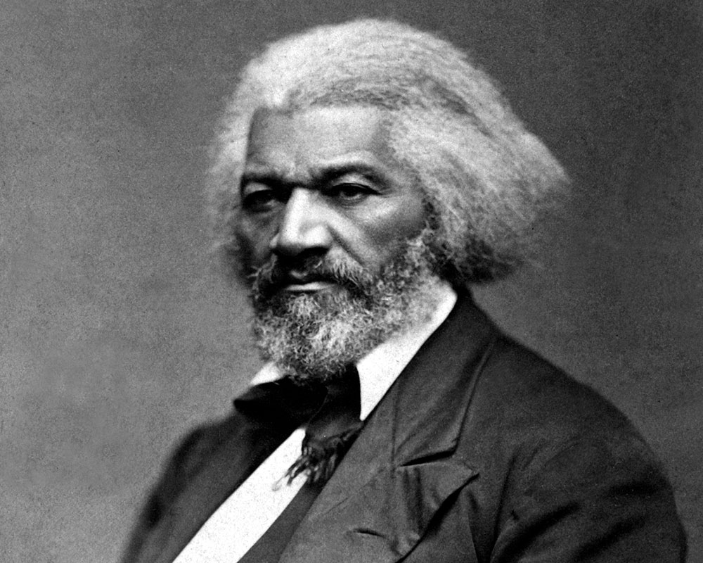 Whittier's Poems in Narrative of the Life of Frederick Douglass