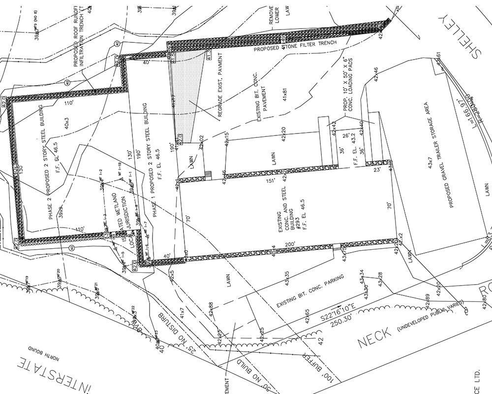 Bay State Pallet Plans Redevelopment and Expansion Project in Ward Hill