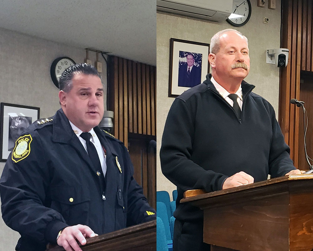 Haverhill's Public Safety Departments Face Changes with Laliberty, Haugh Retirements