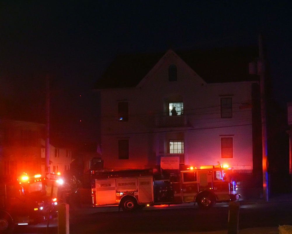 Investigators Conclude Man Burned in Downtown Haverhill Fire was Smoking in Bed, Near Oxygen
