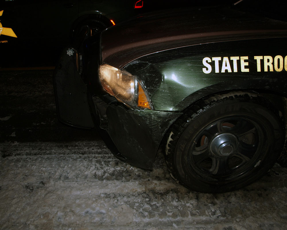 Haverhill Man Faces Drunken Driving Charge After Allegedly Sideswiping N.H. Cruiser