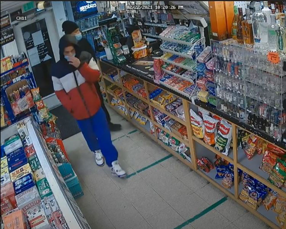 Methuen Police Seek Public's Help Identifying Men Who Robbed Store at Gunpoint