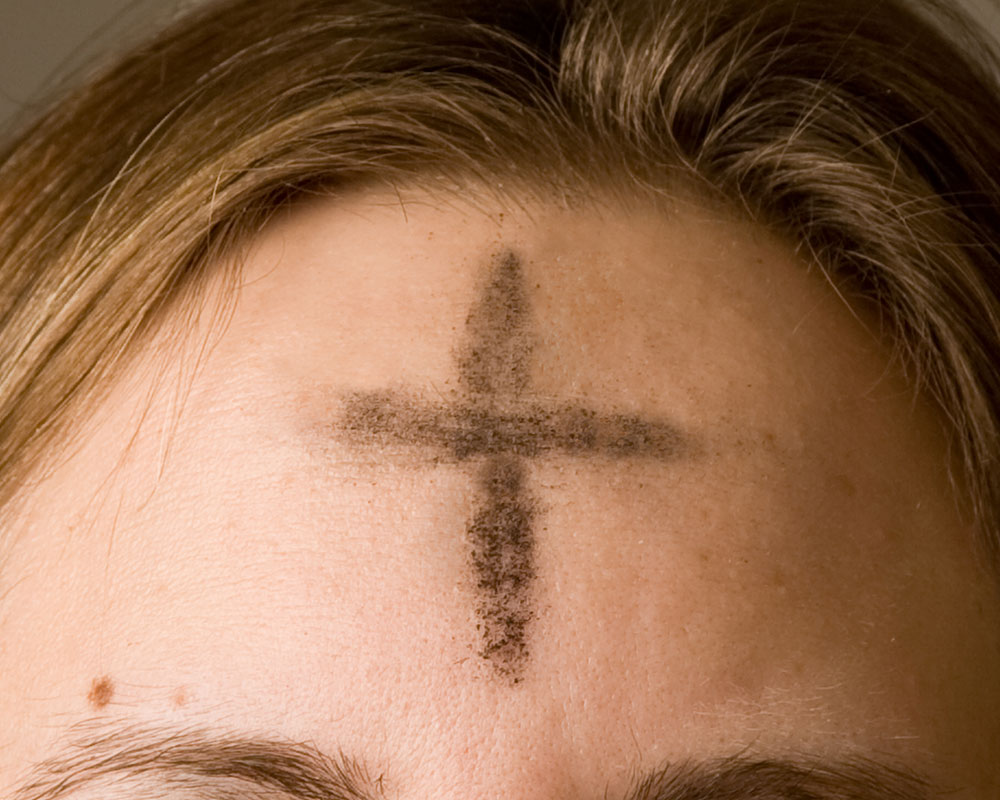 Atkinson Congregational Church Again Plans 'Ashes to Go' on Ash Wednesday, Feb. 17