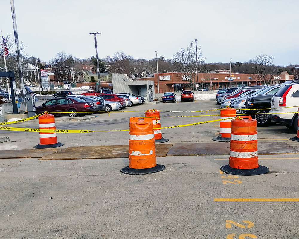 Haverhill May Need to Invest in Merrimack Street Parking Deck Even as It Seeks to Demolish It