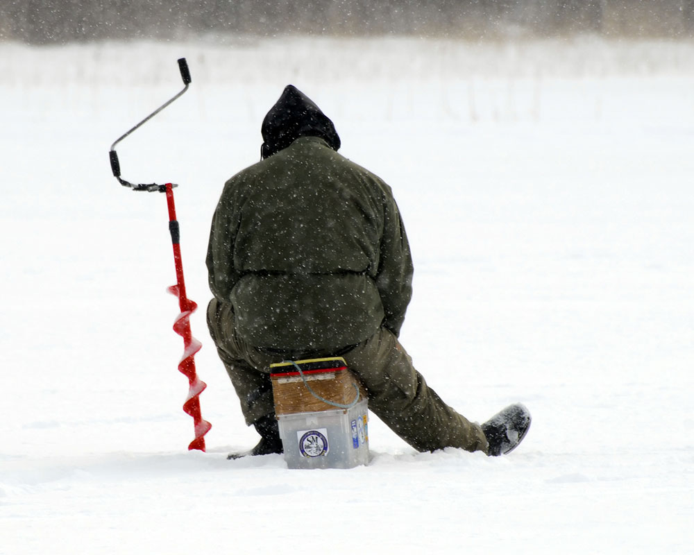 Haverhill Hound Rod and Gun Club Annual Ice Fishing Derby Takes Place Saturday