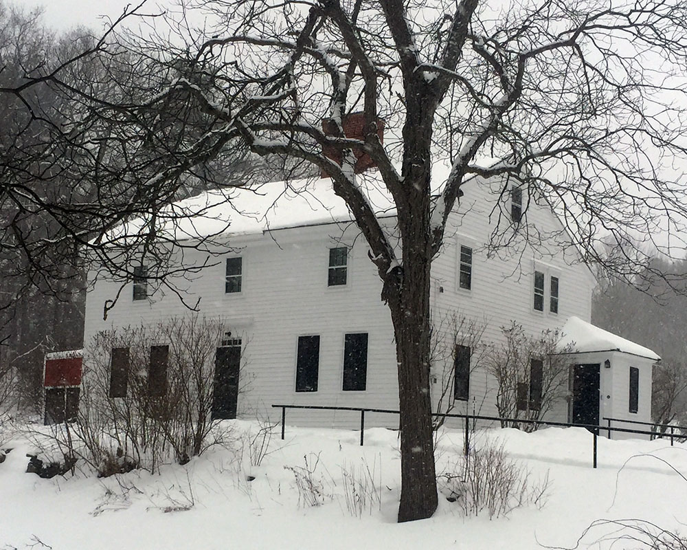 Haverhill's Whittier Birthplace Offers Free 'Snow Shoe Poetry Hike' Thursday Afternoon