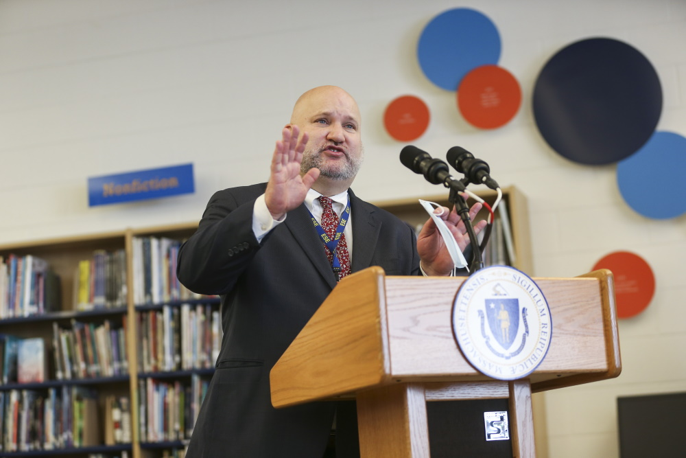Haverhill Mayor Says He Had No Advance Word on State Plans to Resume In-Person Learning