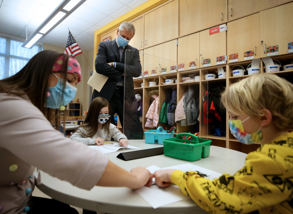 Educators Cheer Vaccination Eligibility, Skeptical Over Possible State Move Ordering School Return