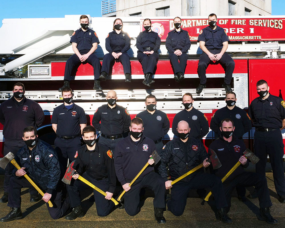Haverhill and North Andover Firefighters Among Local Grads of State Firefighting Academy
