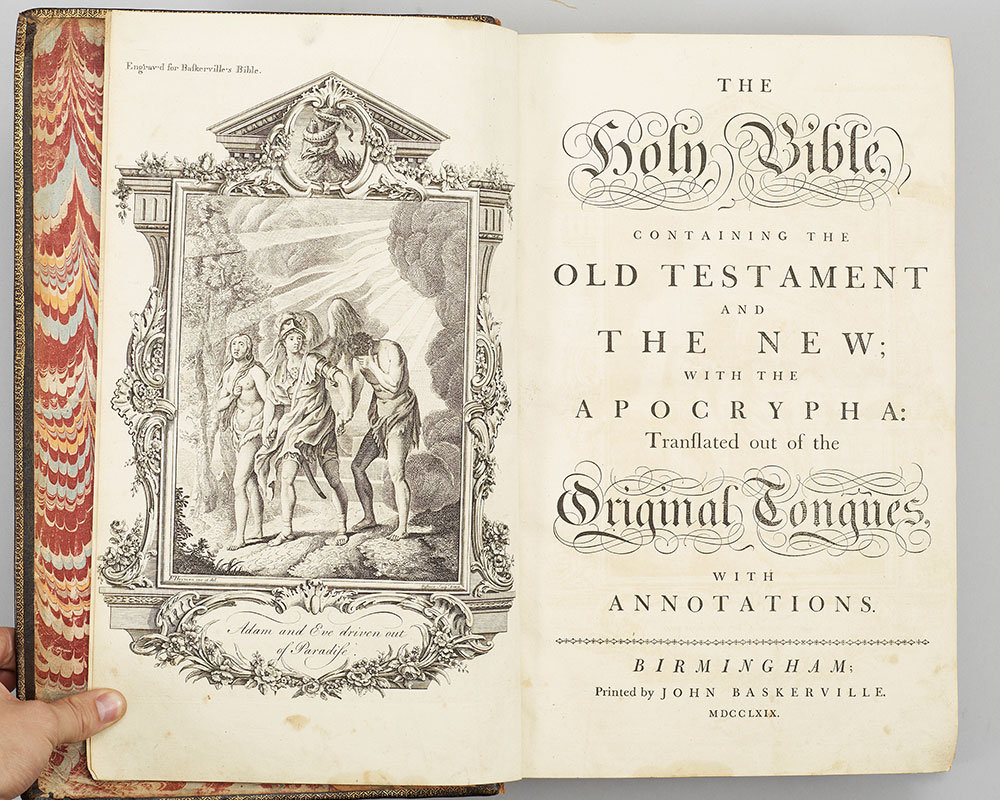 Haverhill's Museum of Printing Displays Collection of Rare Bibles Through April 30