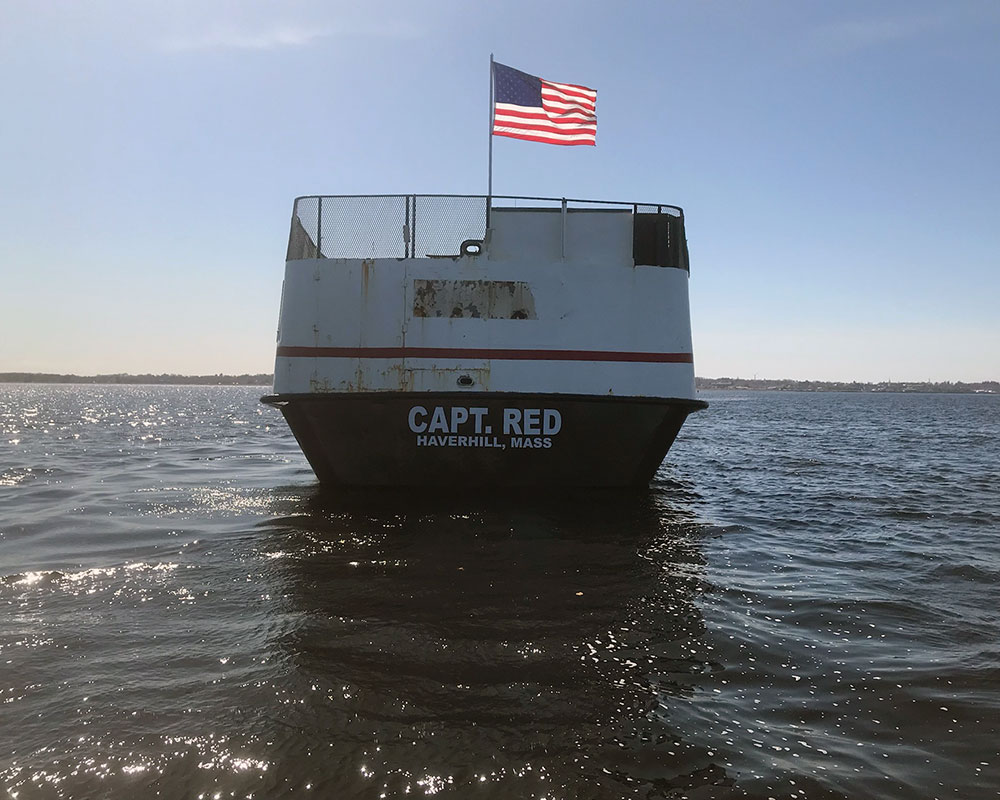Breakthrough Promises to Resolve Issues Stalling Mooring of MS Capt. Red in Haverhill