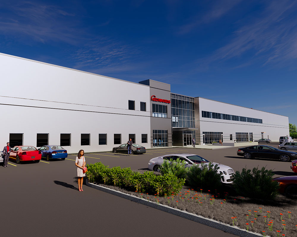 Haverhill City Council Advances Edwards Vacuum's Plan to Build Environmentally Friendly Center