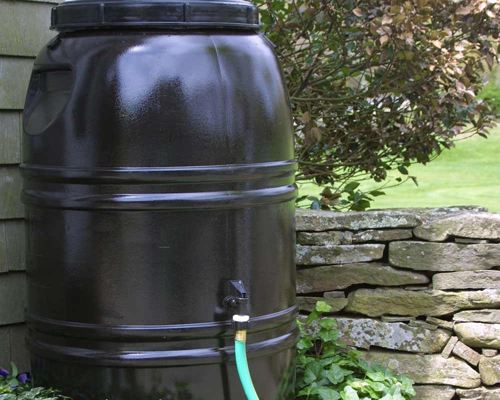 Haverhill's Public Works Department Selling Rain Barrels Online; Buy Before April 11