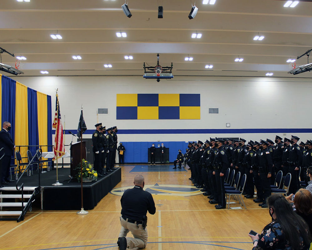 Northern Essex Police Academy Graduates 10 Haverhill and Five Methuen Police Officers