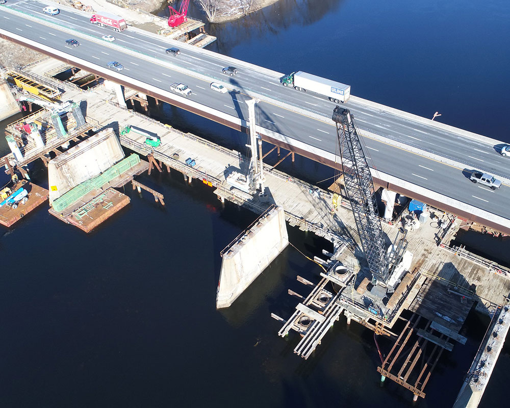 I-495 Construction Update: Daytime Lane and Ramp Closings Take Place This Week