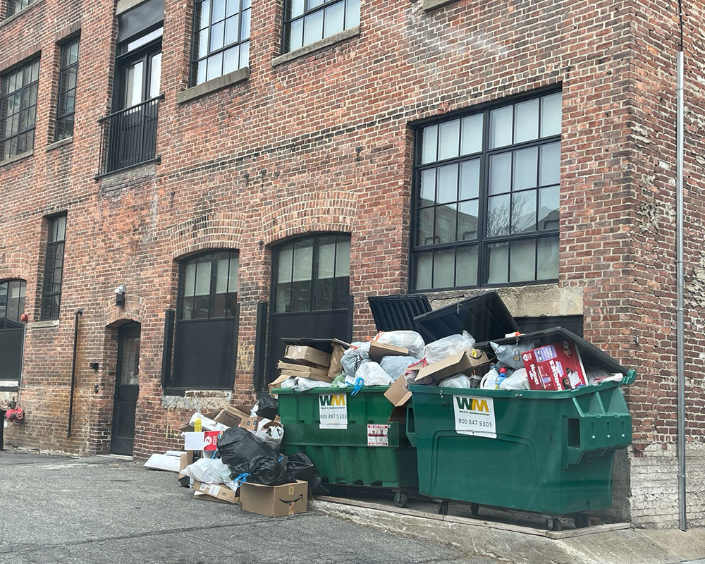 Trash Talk Dominates Haverhill City Council Discussion This Week of Downtown Cleanliness