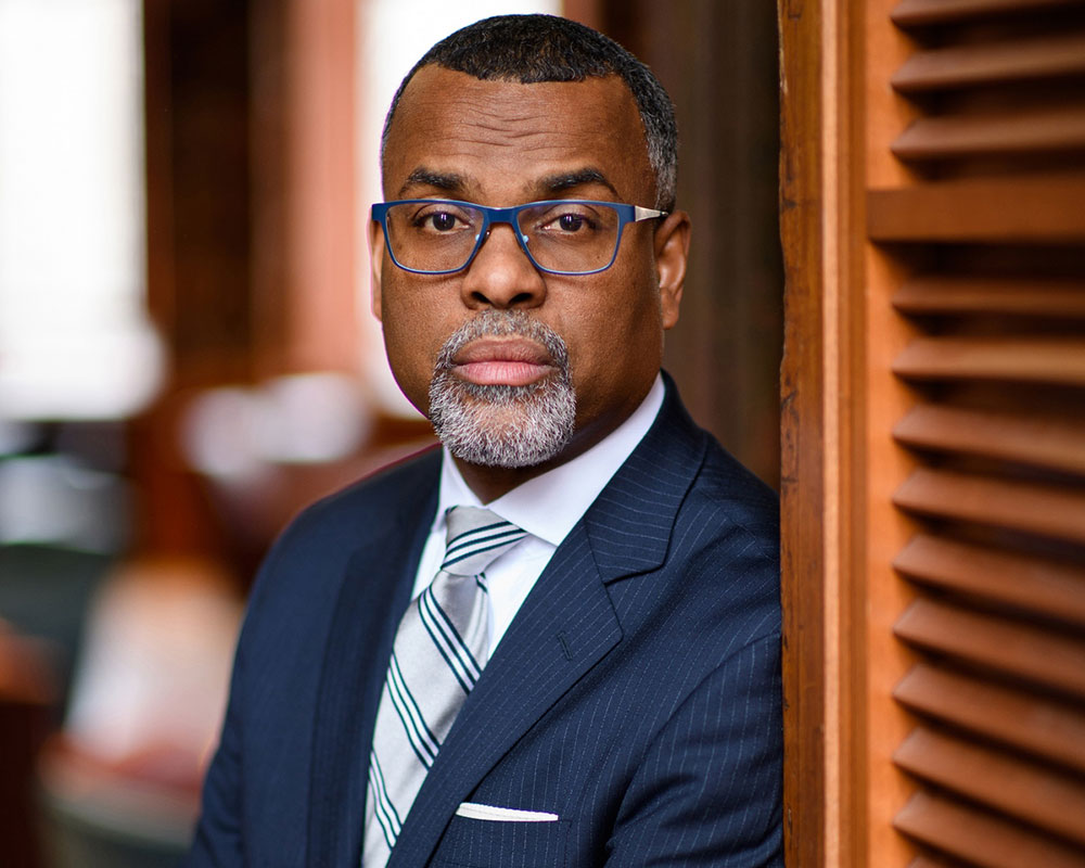 Glaude Speaks on 'The Ethics of Anti-Racism' During Virtual Northern Essex Community College Talk