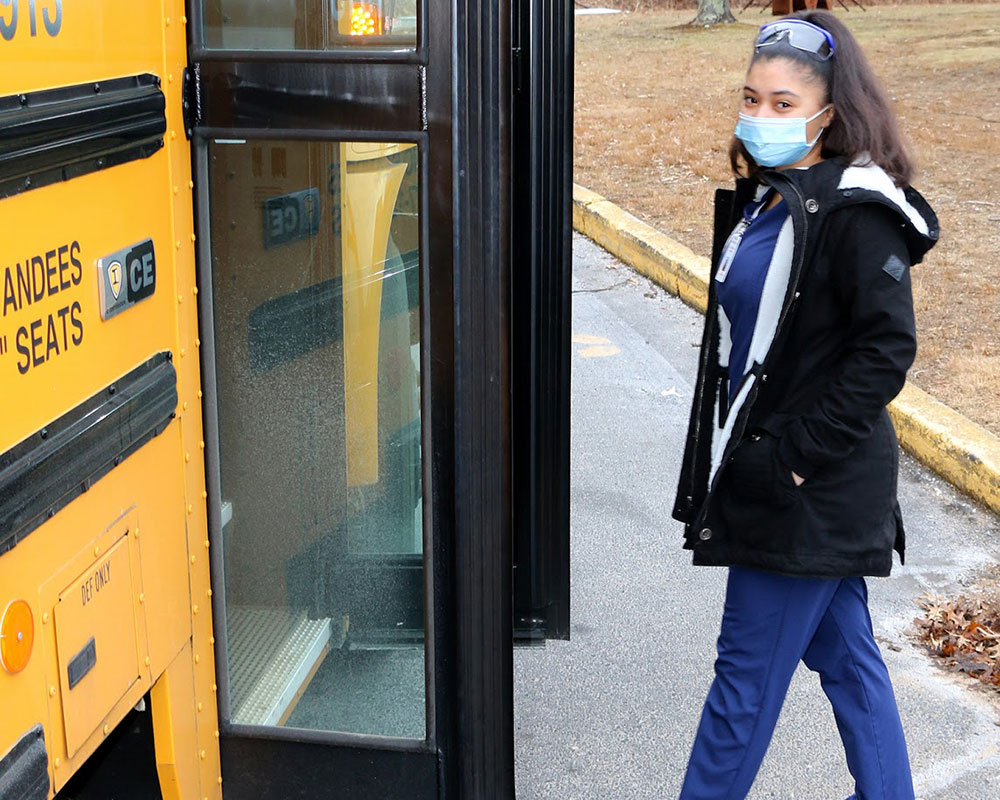 Whittier Tech Teachers and Students Reflect on Pandemic Life, Successes and Lessons Learned