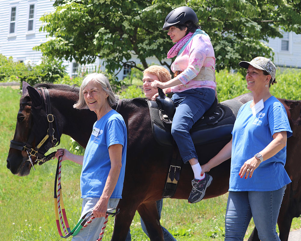 Windrush Farm Seeks Volunteer Horse Handlers at Nonprofit Serving Special Needs Children