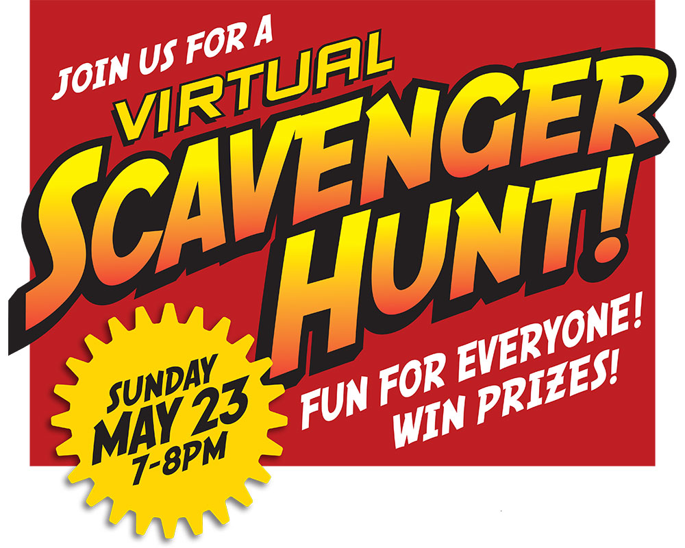 Buttonwoods Museum Virtual Scavenger Hunt Takes Place Sunday Night at Your Home