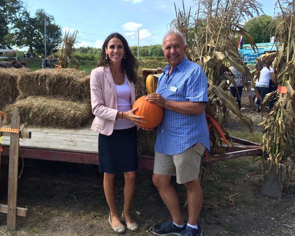 Michael Smolak of North Andover's Smolak Farms Receives Senate Honors as DiZoglio Takes Rostrum