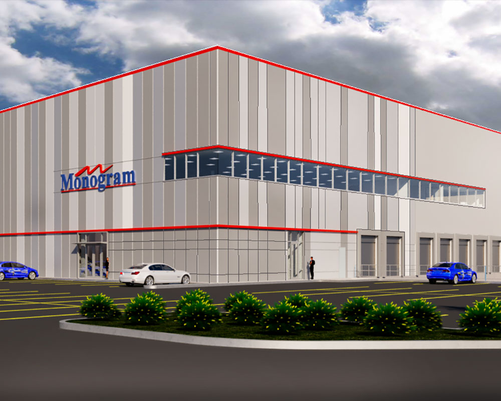 Construction Begins on Monogram Food Solutions' $43.6 Million Haverhill Plant and Warehouse
