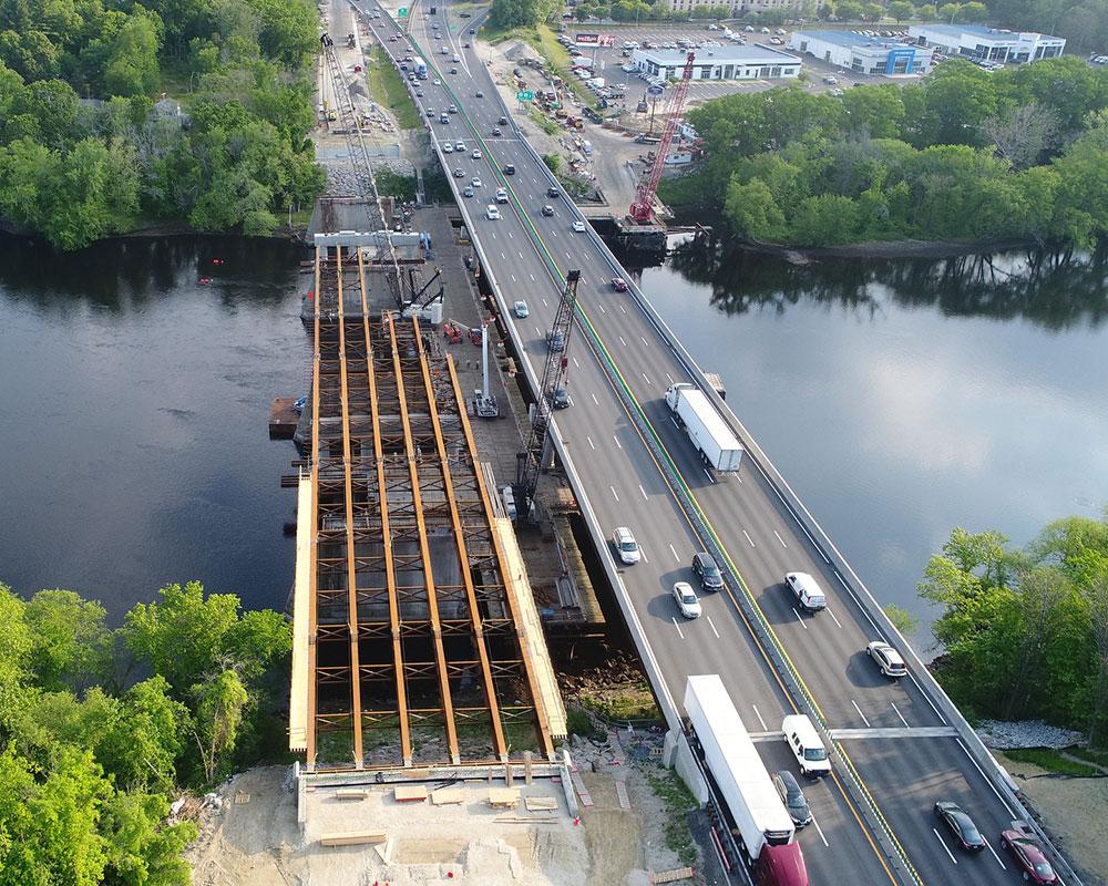 I-495 Construction Update: Daytime Lane Closings This Week