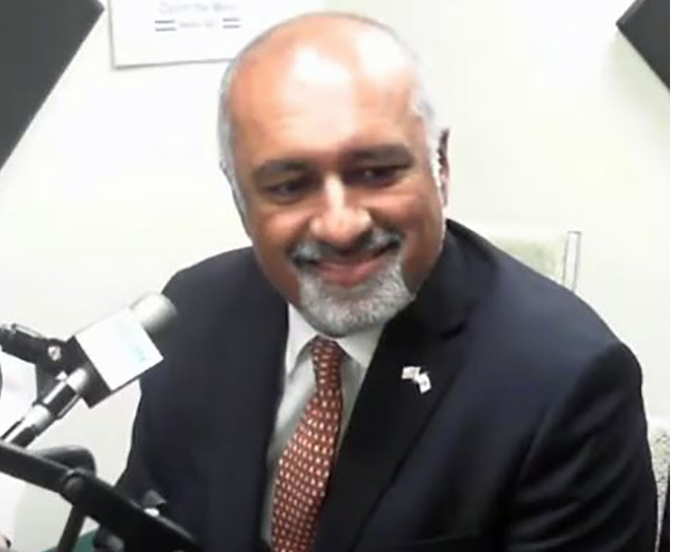 Grand Jury Indicts Former Congressional Candidate 'Beej' Das of N. Andover for Campaign Fraud