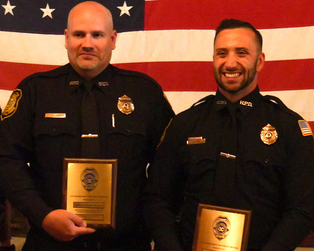 Haverhill Exchange Club Honors First Responders, Recognizes Added Challenges of COVID-19