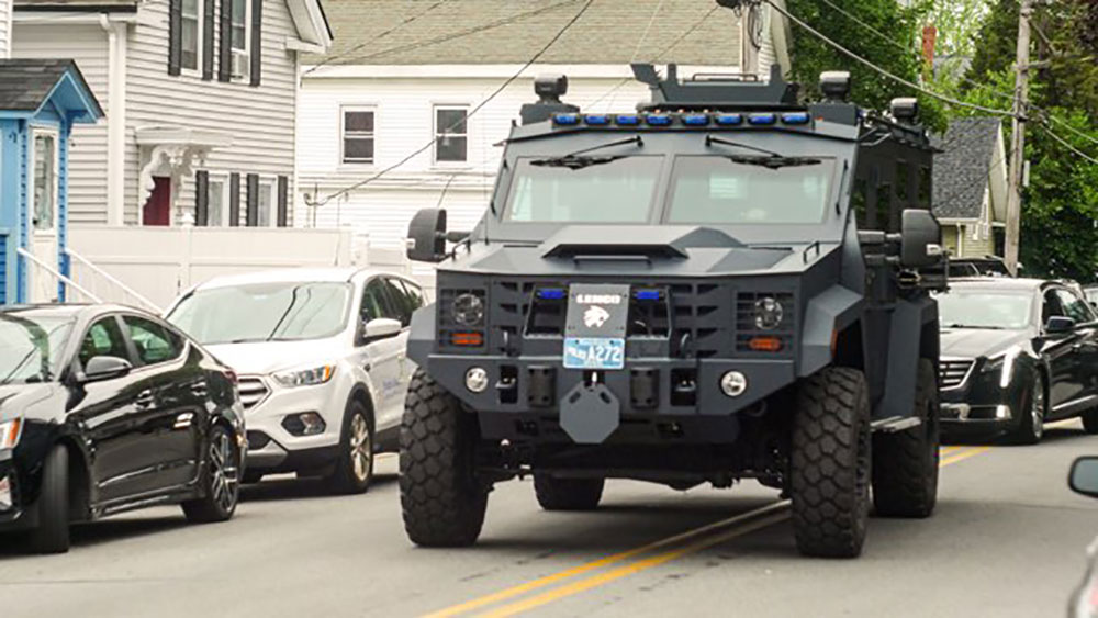 Haverhill Police, Regional SWAT Team, EMTs Respond to Unspecified Acre Disturbance