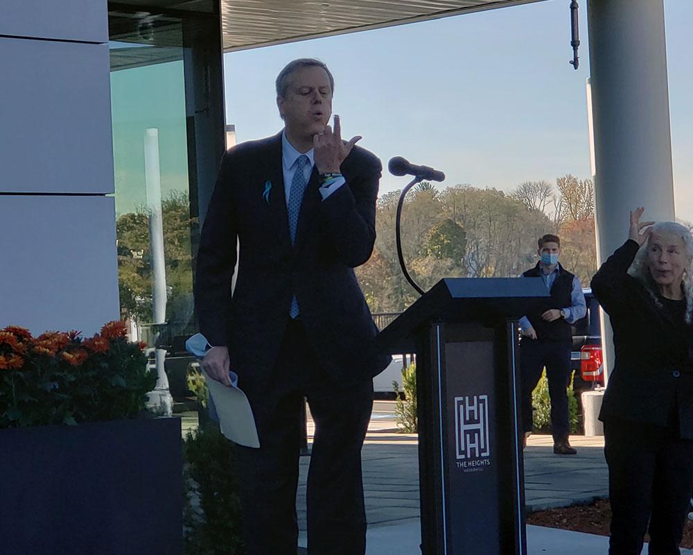 Gov. Baker Thwarts Legislative Efforts to Control Federal Aid, Awards $26.3 Million to Methuen