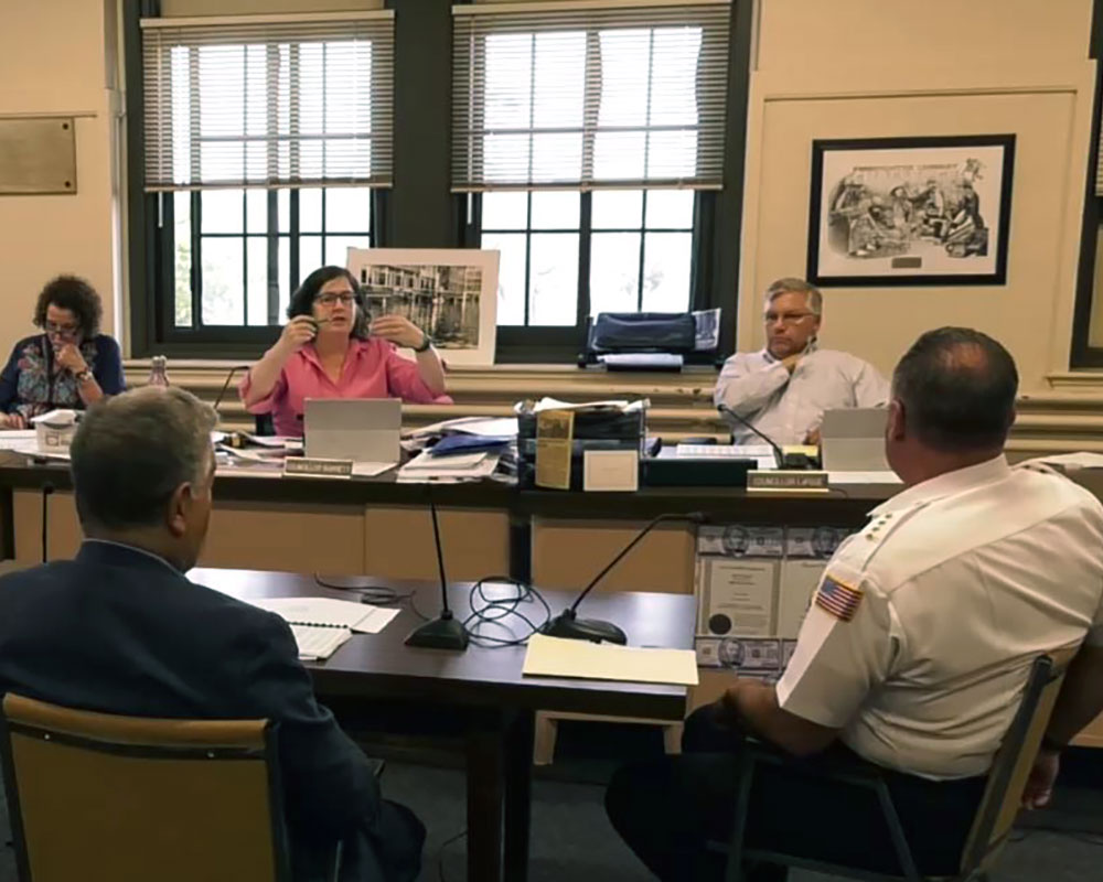 Councilors Take Last Look at Haverhill Spending Plan Tonight; Police Budget May Be Focus