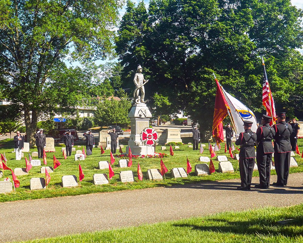 Haverhill Salutes Fallen Firefighters During Annual Firefighter Memorial Sunday