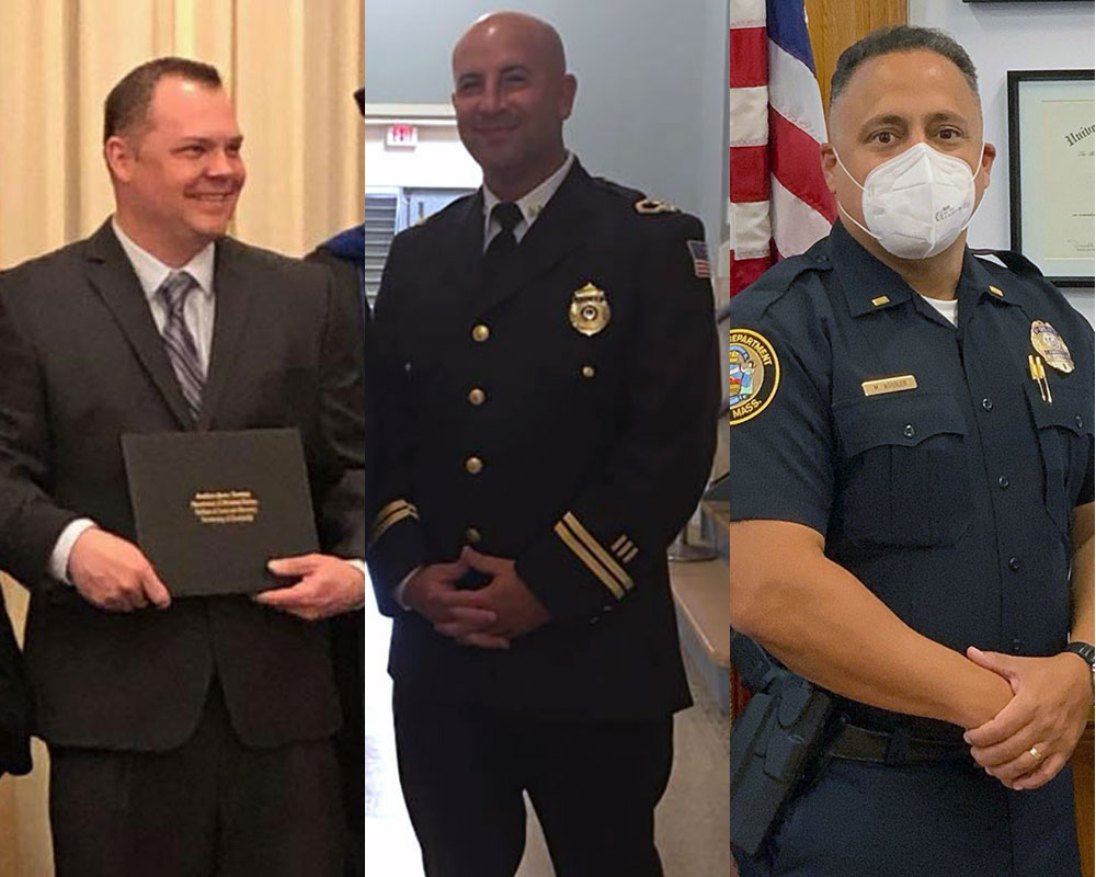 Committee Names Three Finalists—Two from In-House—for Post of Haverhill Police Chief