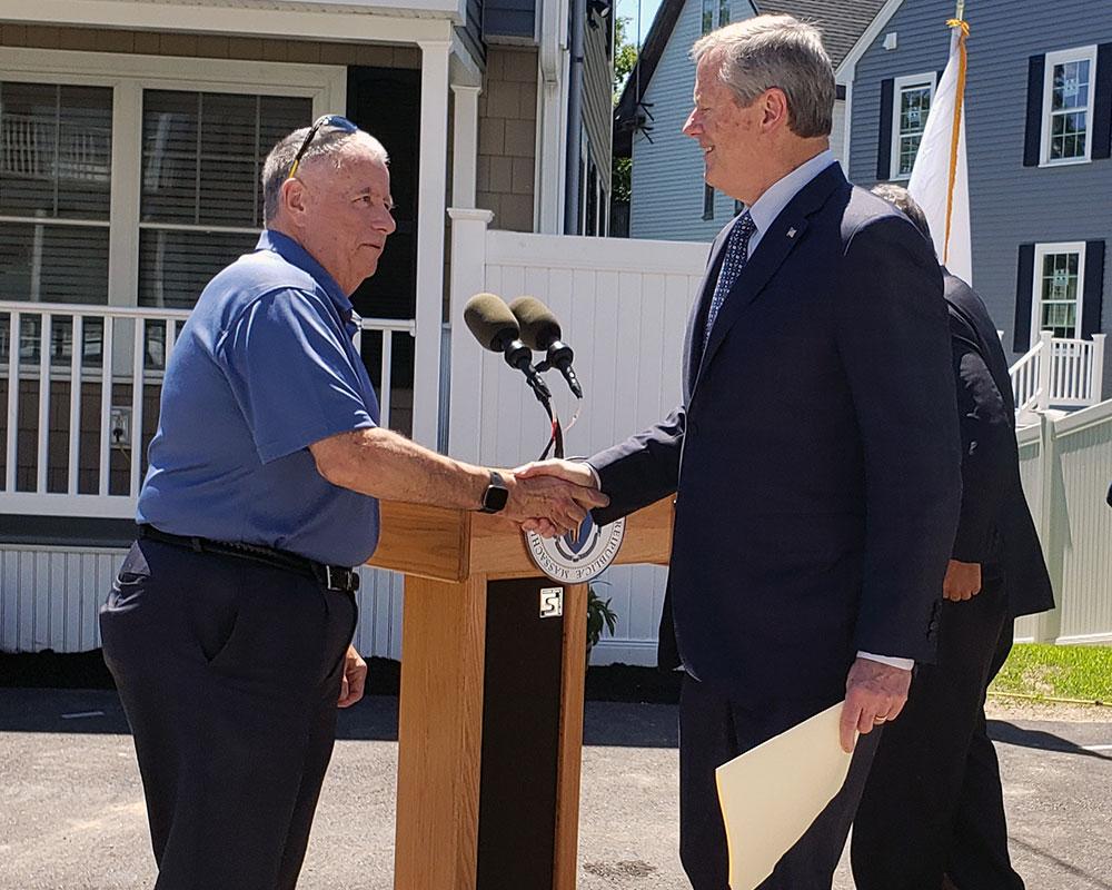 Rep. Vargas Says Mount Washington Homes Help Address Homeowner Disparities