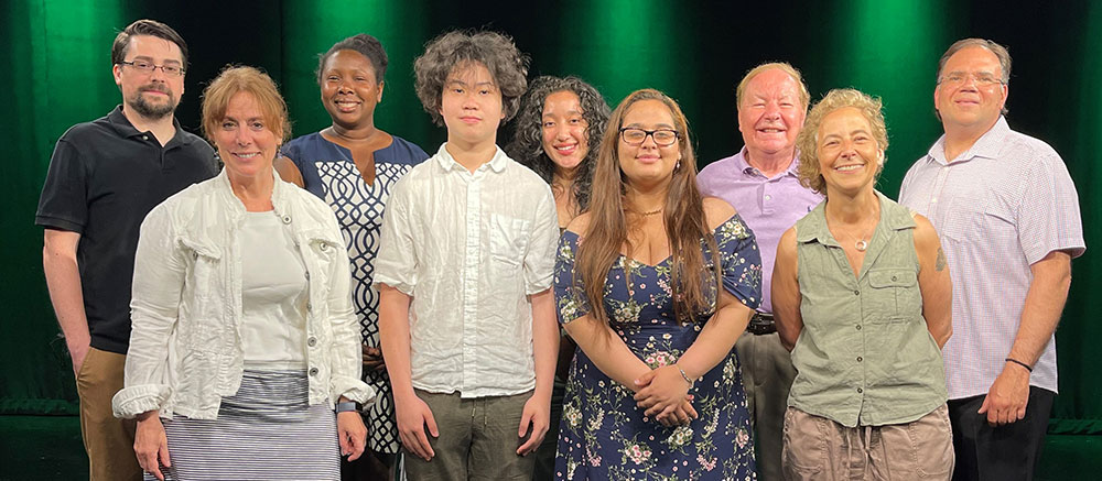 Brea and Huy Receive Scholarships From Arts Institute Group of M.V. and Methuen Arts Initiative