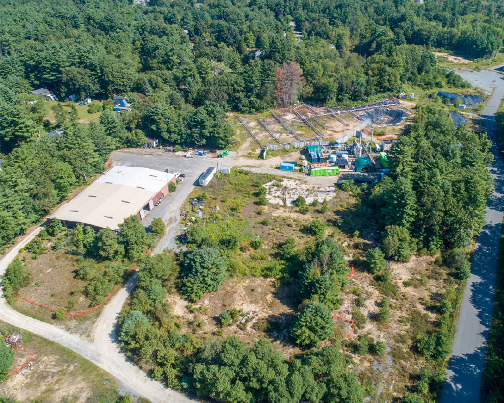 Progress Report, Open House at Beede Waste Oil Site July 28