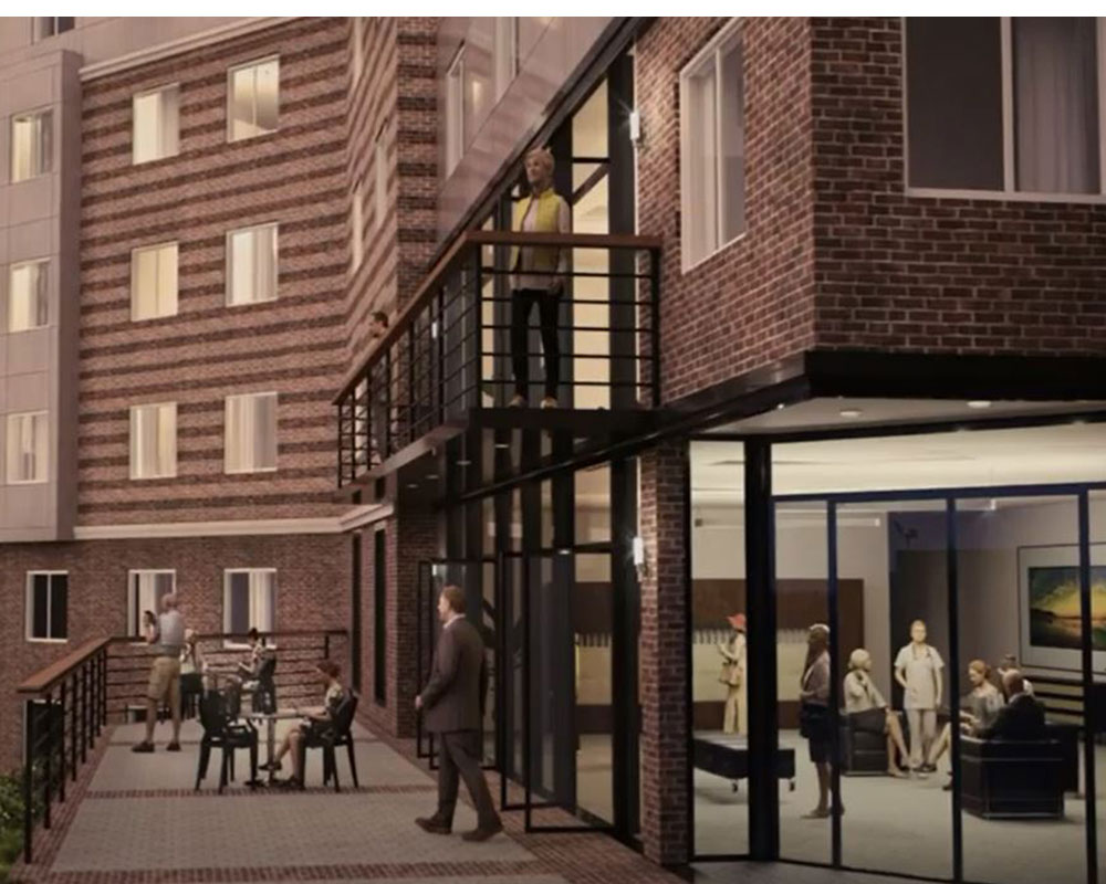 State Approves Subsidies for Bethany's Planned 62 Apartments, 'Merrimack Place,' in Haverhill