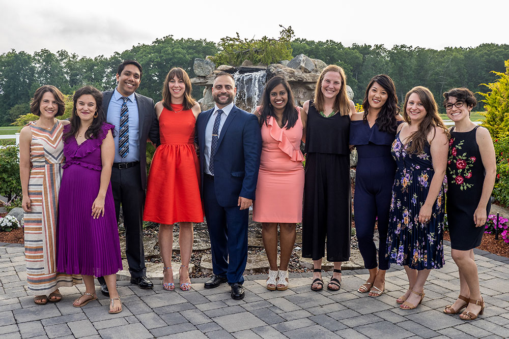 Greater Lawrence Family Health Center's Lawrence Family Medicine Residency Graduates 10