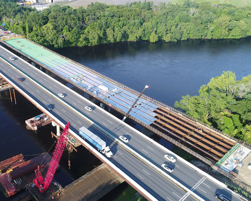 I-495 Construction Update: Southbound Bridge Opening Appears Imminent