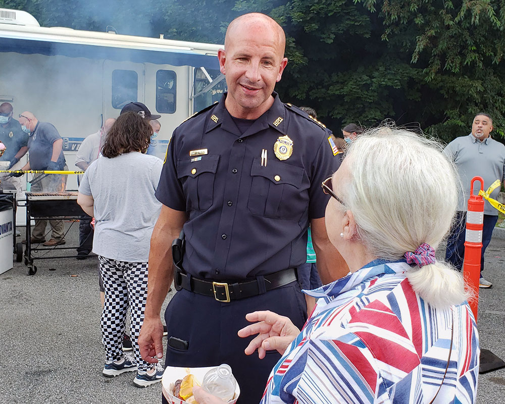 Haverhill's National Night Out Draws Large Crowds, Brings Community Together for Food, Fun and More