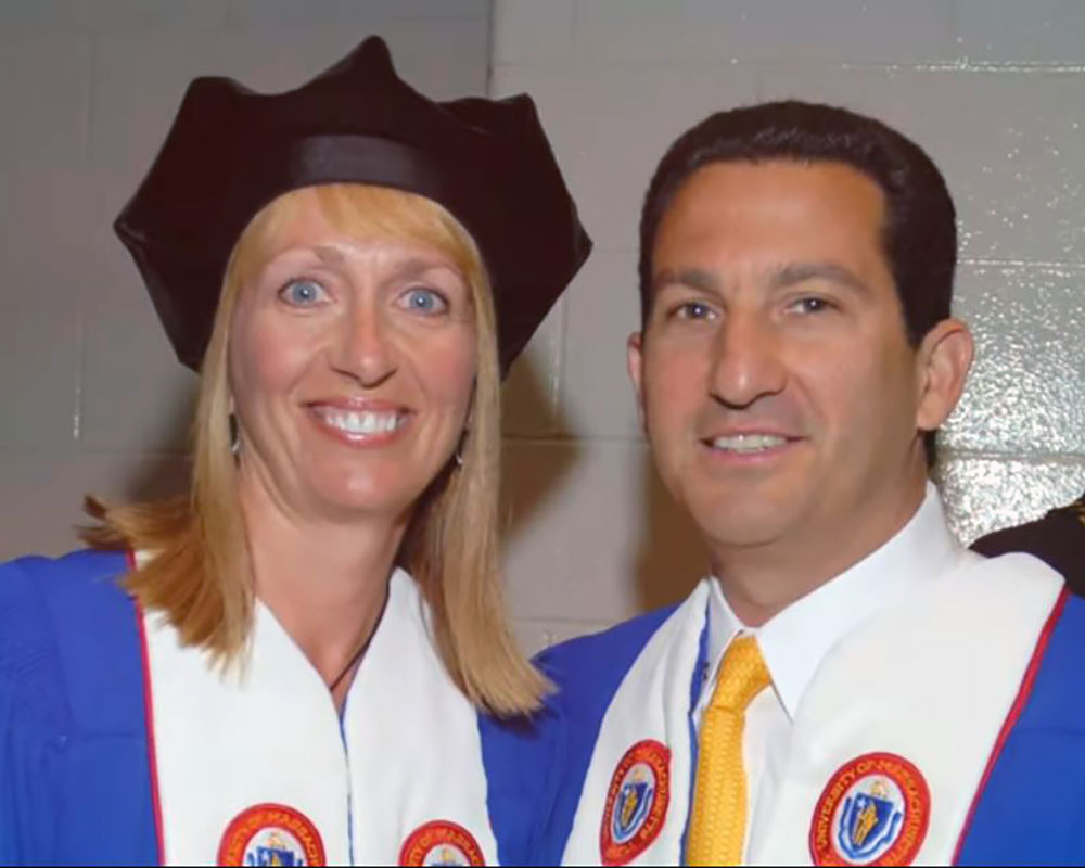 Native Methuen Couple Donate $50 Million Cash Gift to UMass System to Increase Opportunity