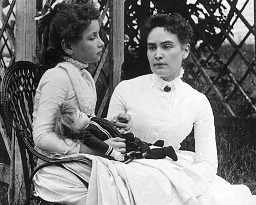 The Friendship of Helen Keller and John Greenleaf Whittier