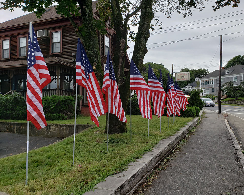 Haverhill City Councilor Creates Main Street Memorial Honoring 13 Veterans Who Died Last Week
