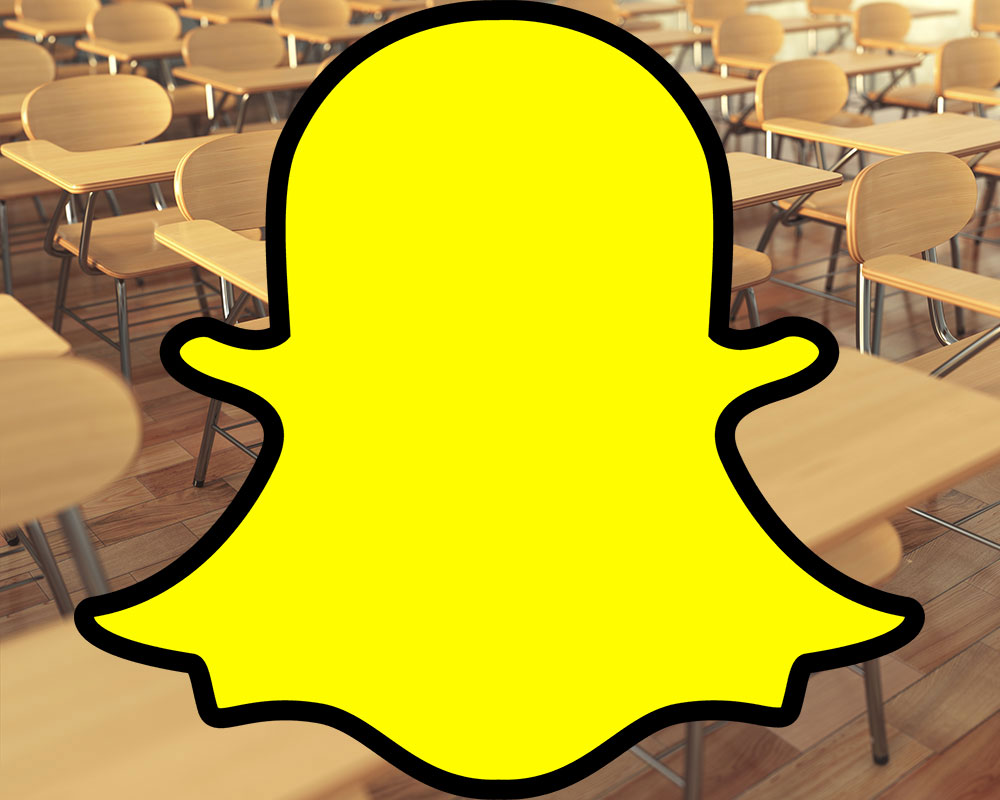 Threatening Snapchat Message Circulates in Schools, But Does Not Appear to Have Started Here