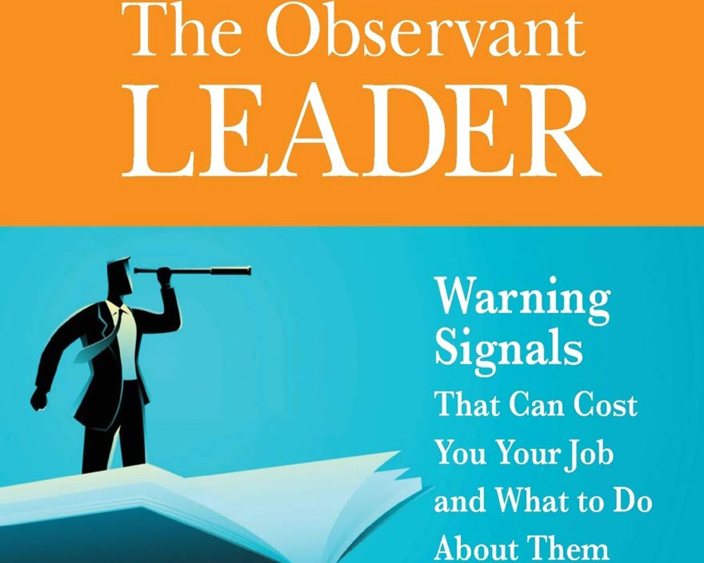 Ruhl to Discuss his Book, 'The Observant Leader,' Geared to Nonprofits, Next Week