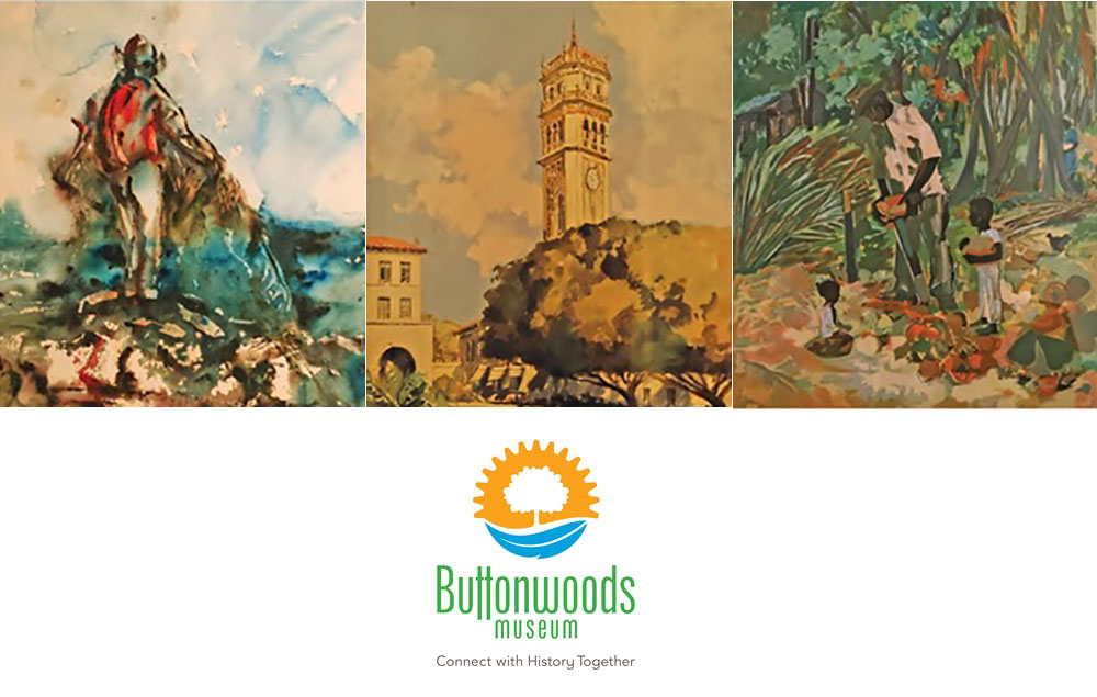 Trilla's Puerto Rican Art Exhibit, 'The Generation of the 50s' at Buttonwoods Until Oct. 30