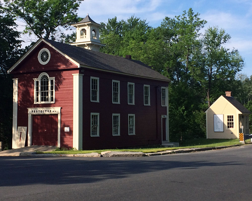 Community Yard Sale Sept. 11 and 12 to Benefit Hand Tub House and Toll House Museum